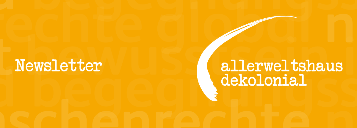Der Allerweltshaus-Newsletter