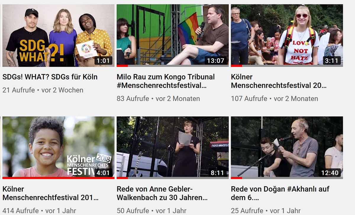 AWH Youtube-Kanal